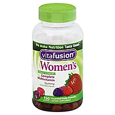 image of Vitafusion™ 150-Count Women's Multivitamin Gummy in Berry