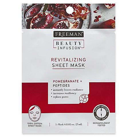 Freeman sheet mask