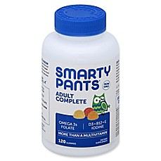 image of SmartyPants® 120-Count Adult Complete Multivitamin Gummies