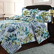 Tribeca Living Lyon Tropical Rainforest Quilt Set