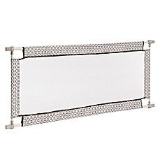 image of Evenflo® Room Divider Gate in White/Gray