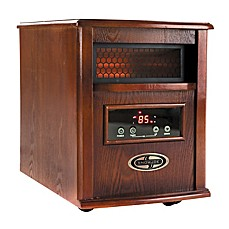 Snow Joe Infrared Quartz Heater In Brown
