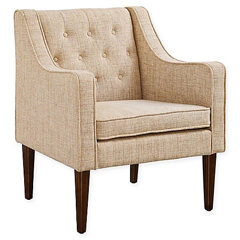 Linon Home Noda Tufted Back Chair