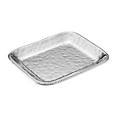 image of Wilton Armetale® River Rock 14-Inch Rectangular Tray
