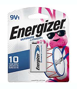 Batería de 9 voltios Energizer® Ultimate Lithium