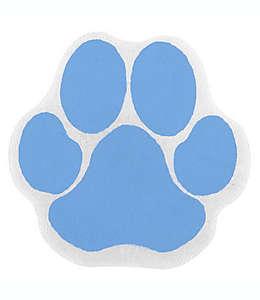 Huellas adhesivas para baño, SlipX Solutions Set de 6 azul
