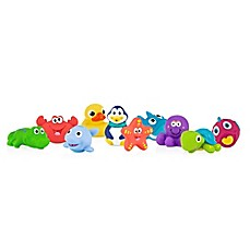 image of Nuby™ 10-Pack Little Squirts Bath Squirters