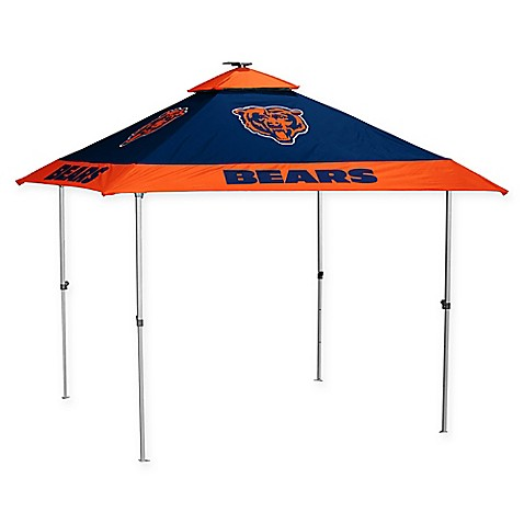 Nfl Chicago Bears Pagoda Tent Bed Bath Amp Beyond