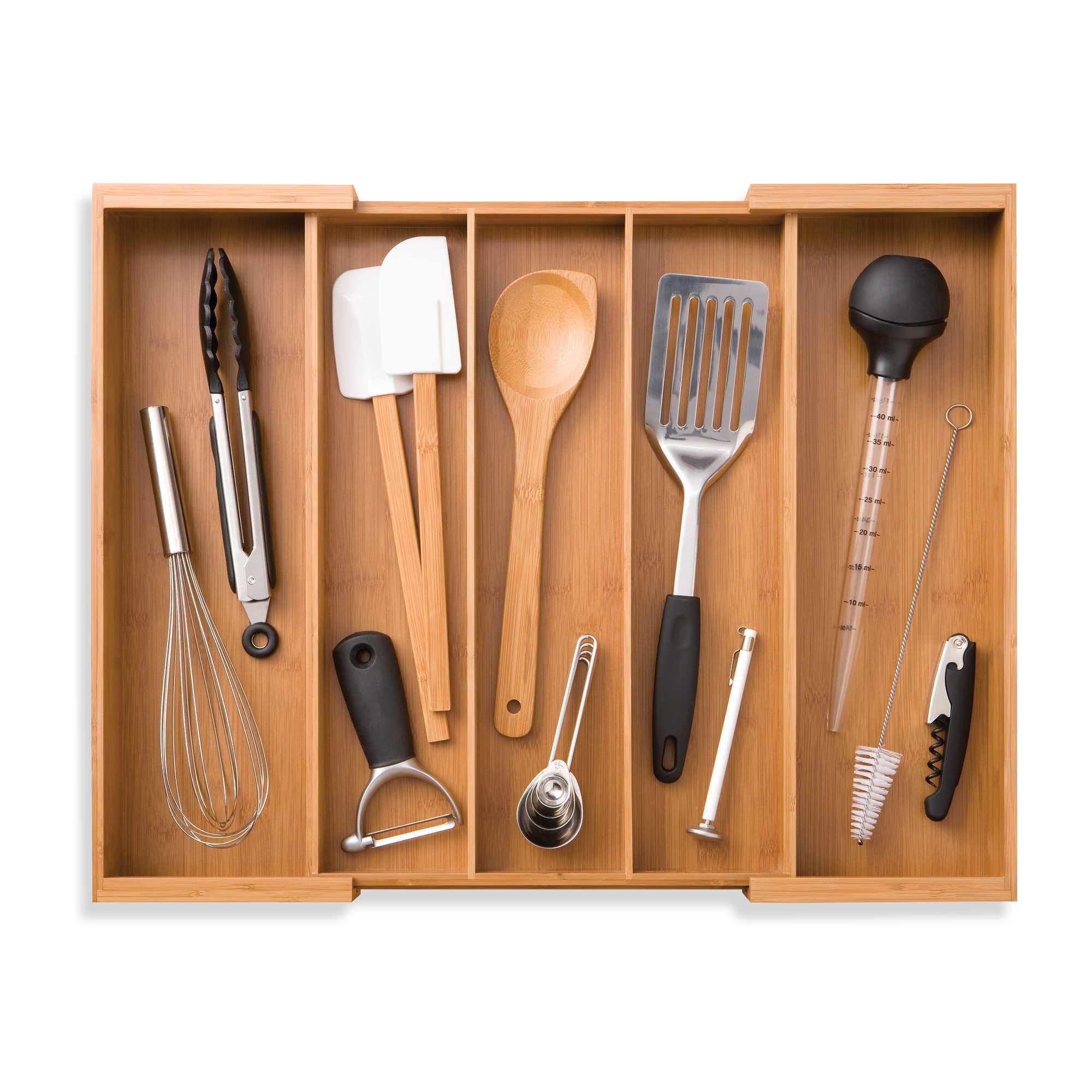 Diy Kitchen Drawer Dividers Kitchen Drawer Organizers Dividers Utensil Organizers Bed
