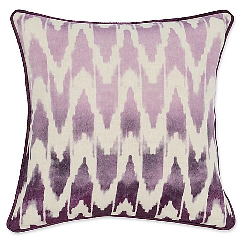 Villa Home Decorative Pillows : Villa Home Neva Square Throw Pillow - Bed Bath & Beyond