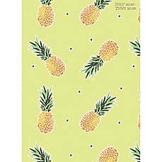 image of TF Publishing Pineapples 12-Month 2017-2018 Academic Year Planner