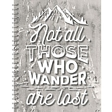 image of TF Publishing Wanderlust Spiral Journal