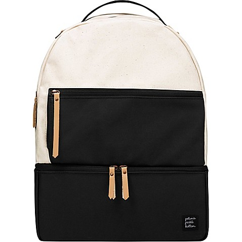 Petunia Pickle Bottom® Axis Backpack in Birch/Black