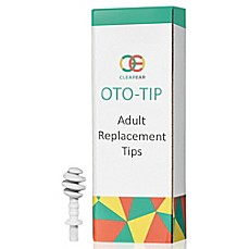 image of Clear Ear Oto-Tip 10-Pack Adult Replacement Tips