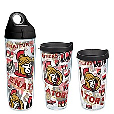image of Tervis® NHL Ottawa Senators Allover Wrap Drinkware with Lid