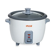 image of IMUSA® 5-Cup Nonstick Rice Cooker
