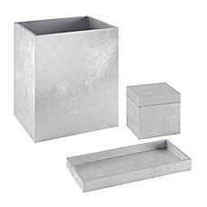Image Of Madison Park Foil 3 Piece Bath Accessory Set