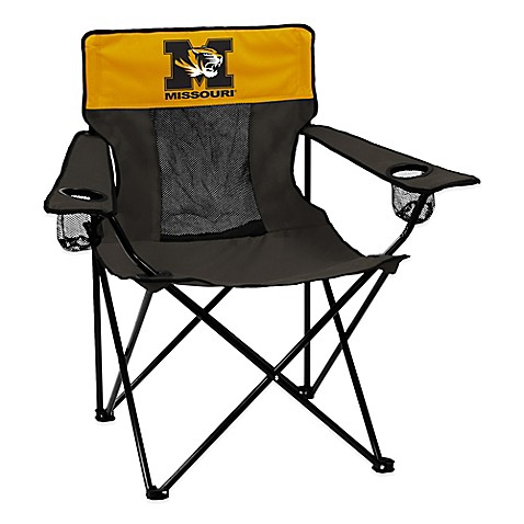 University of Missouri Elite Folding Chair