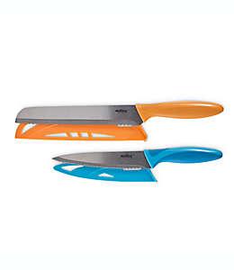 Cuchillos de sierra de acero inoxidable, Zyliss® Set de 2