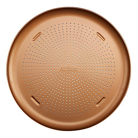 T Fal 174 Airbake Nonstick 16 Inch Copper Pizza Pan Bed