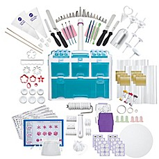 image of Wilton® 263-Piece Ultimate Decorating Set Tool Kit