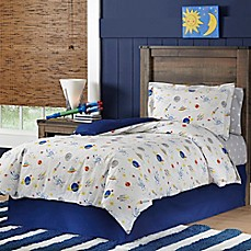 lullaby bedding space comforter set - Space Bedding
