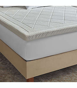 Colchoneta de Memory Foam king Therapedic®Deluxe de 7.62 cm