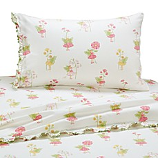 image of Whistle & Wink™ Fairyland Sheet Set
