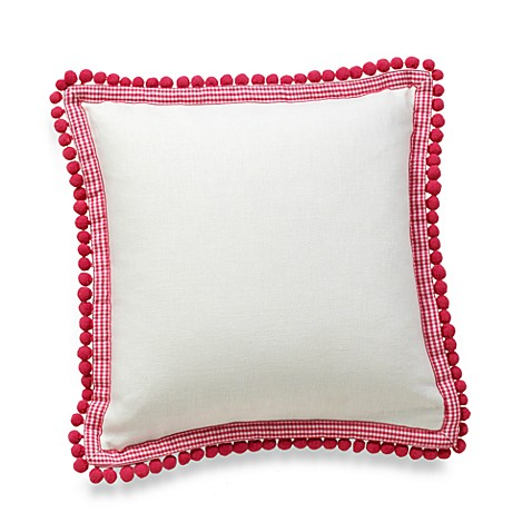 Whistle & Wink Butterly Party 12-Inch Square Throw Pillow - Bed Bath & Beyond