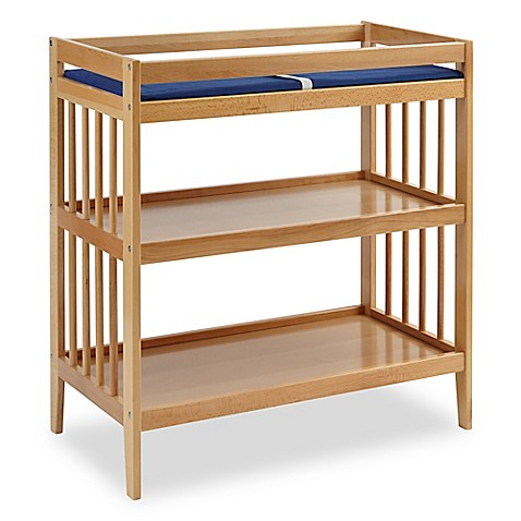 Exceptionnel Westwood Design Echo Changing Table With Pad In Natural