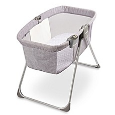 image of Evenflo® Loft Portable Bassinet in Grey