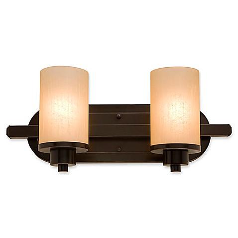 Buy artcraft lighting 2 light wall mount bath vanity light for Bathroom vanity light fixtures oil rubbed bronze