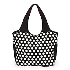 image of Built NY® Neoprene Essential Tote in Big Dot