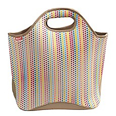 image of Built NY® Neoprene Candy Dot Market Tote