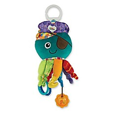 image of Lamaze® Capta in Calamari Early Developmental Clip-On Toy