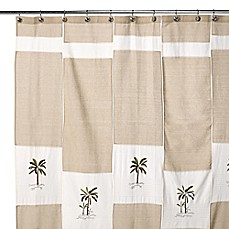 image of Croscill® Fiji 70-Inch x 72-Inch Shower Curtain