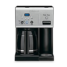 image of Cuisinart® Coffee Plus™ 12-Cup Programmable Coffee Maker with Hot Water System