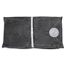 image of Prince Lionheart® illumiPAD® Changing Pad with Cover in Grey