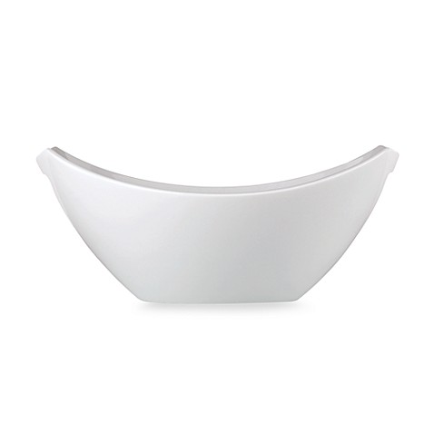 Dansk® Classic Fjord 11.5-Inch Serving Bowl in White