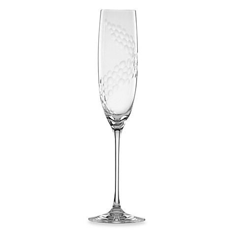 L by Lenox® Effervescence Crystal 6-Ounce Toasting Flute