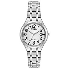 image of Citizen Corso Ladies' 28mm Watch in Stainless Steel