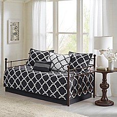 image of madison park essentials merritt reversible daybed set