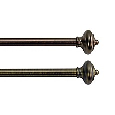 image of Versailles Home Fashions Lexington Royale Adjustable Curtain Rod