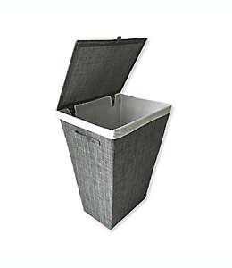 Parker Cesta para ropa sucia, gris