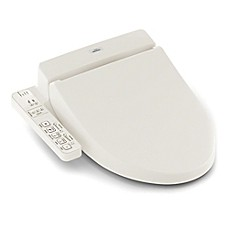 image of TOTO® Washlet® C100 Elongated Bidet Toilet Seat