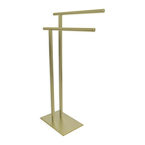 Kingston Brass Freestanding Towel Holder