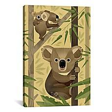Image Of ICanvas I Koalas Canvas Wall Art