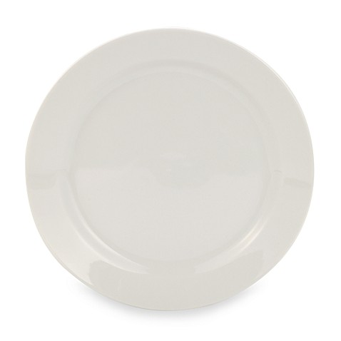 Oneida® Chef's Table™ Porcelain 10 1/2-Inch Round Dinner Plates in White (Set of 4)