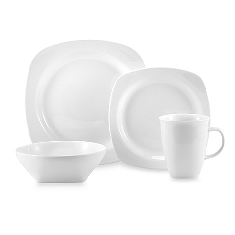 Oneida\u0026reg; Chef\u0026#39;s Table\u0026trade; White Porcelain Dinnerware  sc 1 st  Bed Bath \u0026 Beyond : bed bath beyond dinnerware - pezcame.com