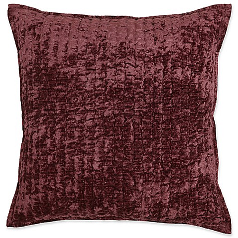 Villa Home Decorative Pillows : Villa Home Maison Square Throw Pillow - Bed Bath & Beyond